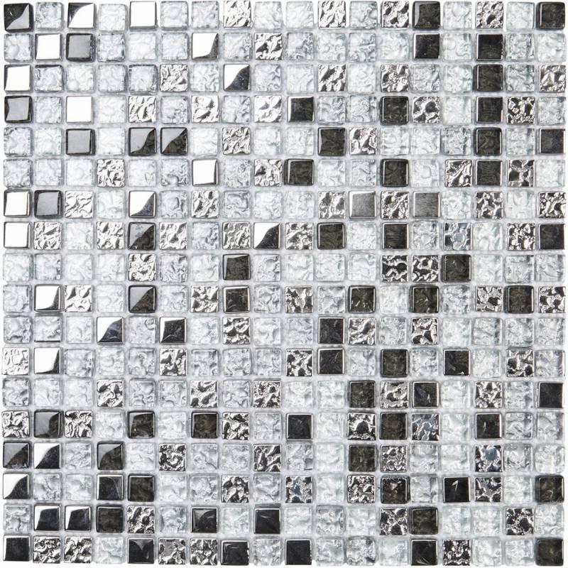 Tesselle pâte de verre